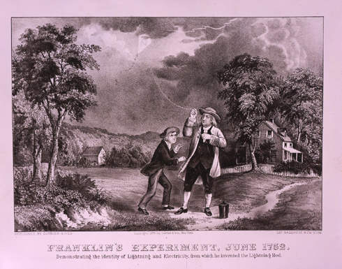 Franklin's Experiment, 1752